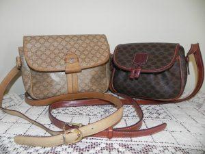 Monogram Celine Vintage Bag Flap